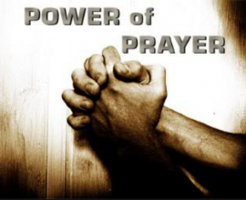 Power of Prayer – Healing Solutions